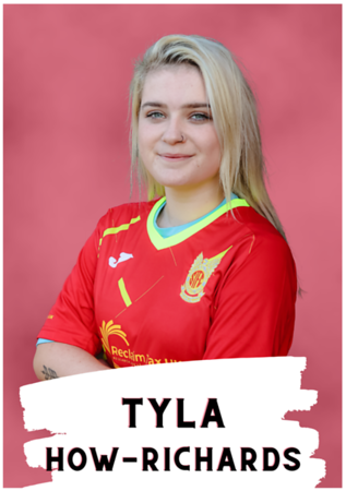 Tyla How-Richards Red 2021