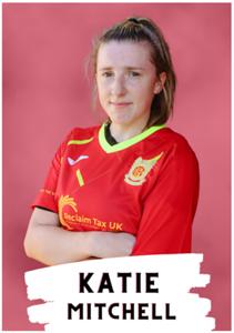 Katie Mitchell 2021