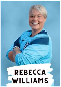 Rebecca Williams 2021