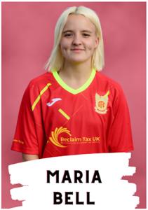 Maria Bell 2021