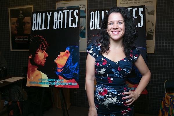Billie Bates Premiere Night