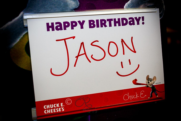 Jason's 5th Birthday Party