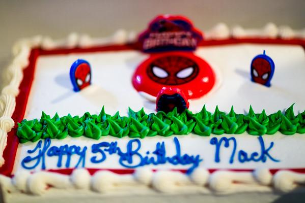 Mark 5th Birthday