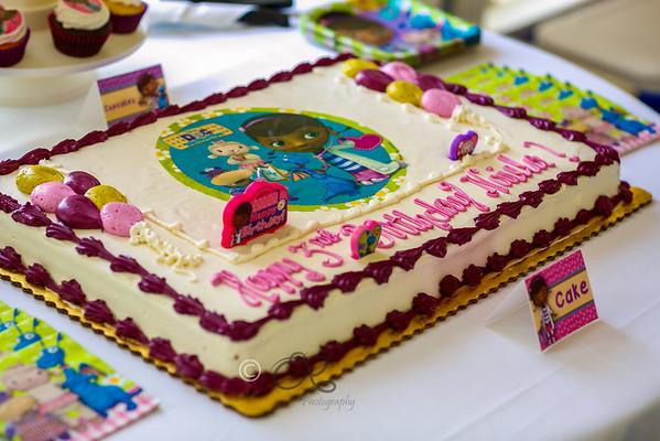 Naiela's 3rd Birthday Bash