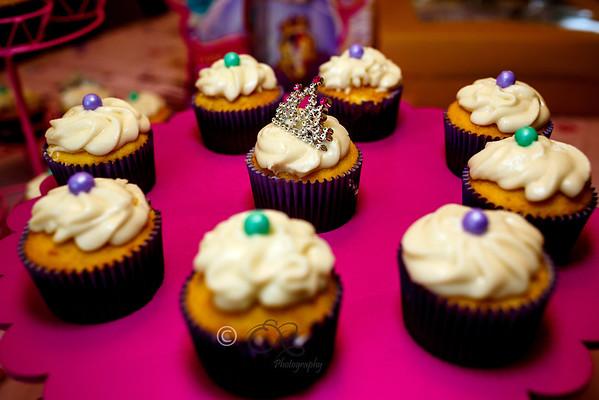 Olivia 3rd Birthday Party