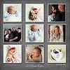 10x10  9 photo board