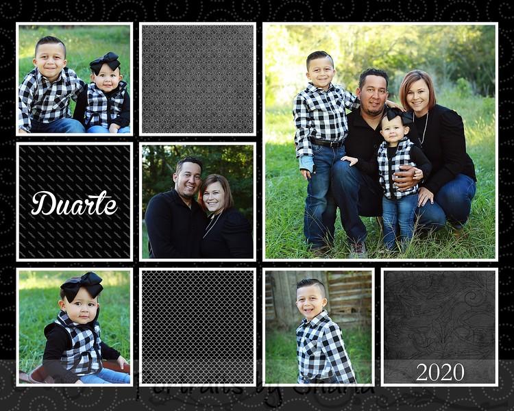 Duarte 8x10 #1