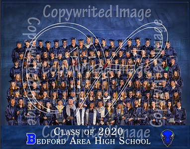 BHS Class of 2020 11x14