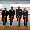 Candlewood Suites Groundbreaking Ceremony, Greenville SC.