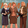 ATHENA® Award Winners: Diane Smock and Susan Hoag<br /> <br /> The ATHENA® Award honors individuals who assist women in reaching their full leadership potential; demonstrate excellence, creativity and initiative in their business or profession; and, provide valuable service by devoting time and energy to improve the quality of life for others in the community. The 2010 ATHENA Award, sponsored by the Past Athena Award Recipients, was presented to both Diane Smock and Susan Hoag.