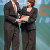Arts Leadership Award: TD Bank, America's Most Convenient Bank<br /> <br /> The Arts Leadership Award was created to recognize exemplary leadership in promoting and advocating the arts on behalf of the Greenville community. The award is presented to an artist, philanthropist, arts executive, volunteer or corporation each year. The 2010 award, sponsored by The Peace Center for the Performing Arts, was presented to TD Bank, America's Most Convenient Bank.