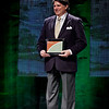 The annual Chairman's Award, sponsored by Ogletree, Deakins, Nash, Smoak & Stewart, P.C., recognized a team of outstanding individuals this year for their hard work and dedication to the Chamber's NEXT economic development initiative. The 2011 Chairman's Award was presented to NEXT Advisory Council leaders Dr. Chris Przirembel, Strategic Planning Chair; Tim Reed, Facilities Chair; and Co-Chairmen of ACCELERATE!, Craig Brown and Toby Stansell.