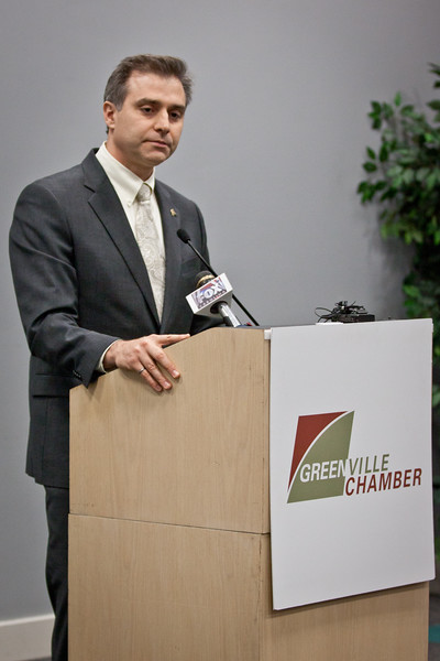 Marco Cavazzoni, VP and general manager of Boeing