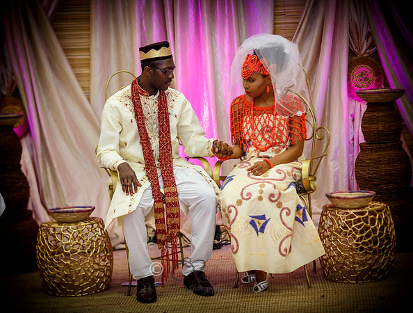 Rukayat & Andrew's Traditional Wedding