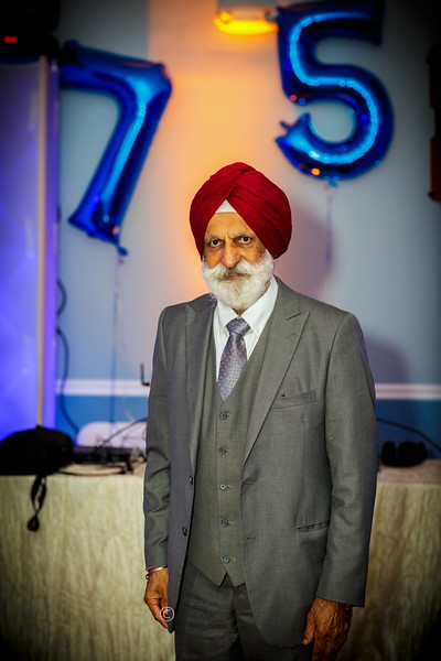Sardar Phula Singh 75th Birthday