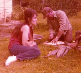 Joyce and JD Hardy