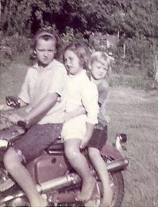 Kathy, Mary, and Nancy Hardy