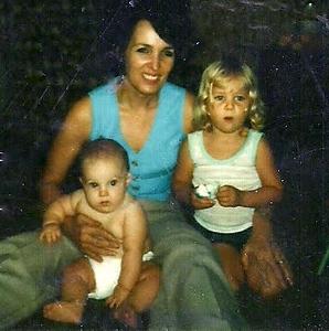 Joyce Hardy, Jessica Hardy, and Sarah Loftis