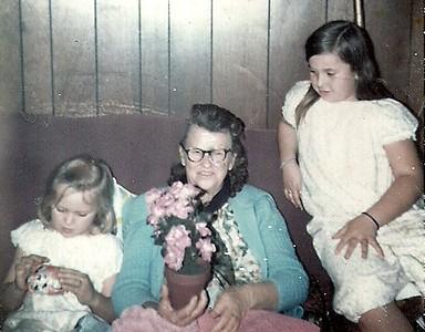 Ida Mae, Mary, and Nancy Hardy