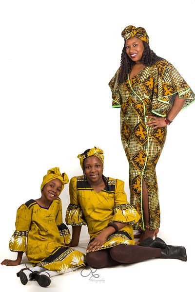 Lakia Obiezue Family