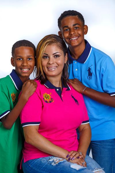 Shanay Family Portrait