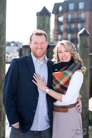 Kyle and Kaitlin - Engagement Shoot