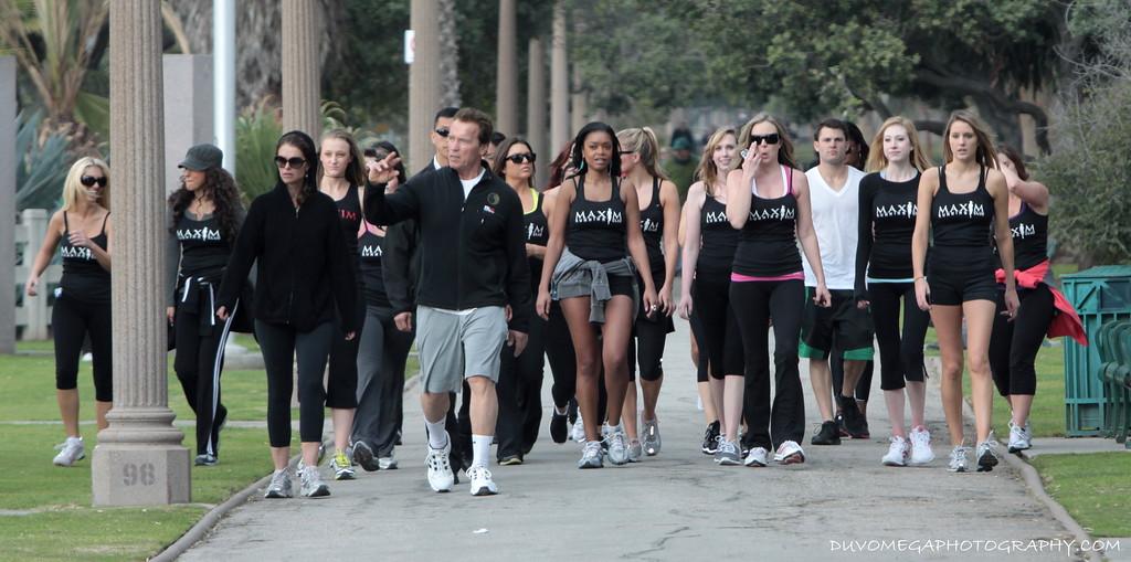 Maxim Running Club LA