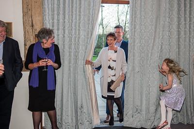 Moira & Tim's 40th Wedding Anniversary Rookwood Barn Warnham Sussex Photos by Sophie Ward 07973725886