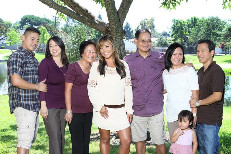 Obispo Family Portrait