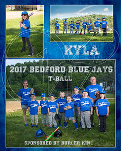 TeamMate Bed Blue Jays Kyla