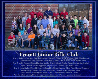 Rifle Club Group Photo Banquet2015
