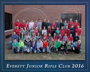 Junior Rifle 2016 Group