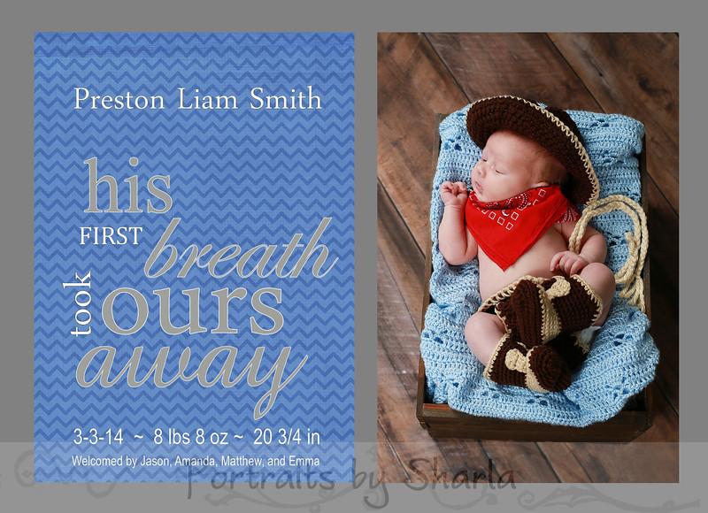 Smith 5x7 first breath #2