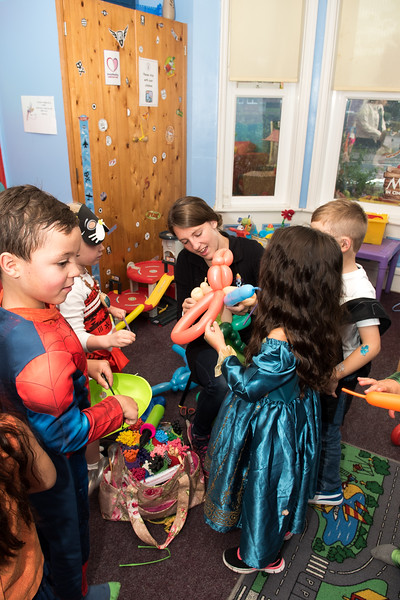 Sophia & Antonio Birthday Party Springboard House Horsham 2017-10-08