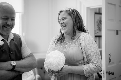 Val & Lee Wedding Day Horsham Registry Office 13.05.2017