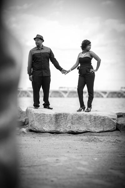 Jernique & Roshey's engagement