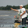 "Will Raison balls in at the start of the match on Day 1 of the World Freshwater Fishing Chamionship of Nations 2005, Finland. © Brian Gay 2005  <a href=""http://www.angling-images.com"">http://www.angling-images.com</a>"