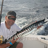 A wahoo off the Maldives. © Helen Gay 2007