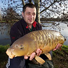 Jason Carr with a nice mirror
