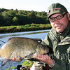 A 6 lb Dorset Stour bream. © 2008 Brian Gay