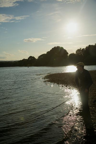 Bite Time At Durleigh Reservoir