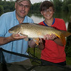 Its National fishing month a time to introduce someone to fishing and Biddulph, Staffs, 13-year-old Jordan Hackney netted this 9 lb 12 oz common carp during a session at Wildmarsh Lake, Trinity Waters, Bridgewater under guidance from Brian Gay.