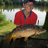 Its National fishing month a time to introduce someone to fishing and Biddulph, Staffs, 13-year-old Jordan Hackney netted this personal best 10 lb 8 oz mirror carp during a session at Wildmarsh Lake, Trinity Waters, Bridgewater under guidance from Brian Gay.