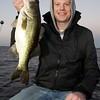 Oliver Gay with a 4 lb Lake Toho largemouth freshwater bass.
