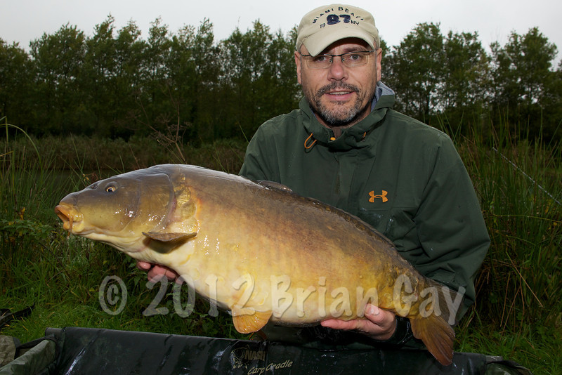 Was it really four years ago when I had Wannabe at 26 lb 5 oz? A fish that is now a regular 30.
