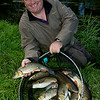 "Andrew Hedger with a catch of chub from the River Tone in Taunton © 2014 Brian Gay  <a href=""http://www.v2v-visuals.co.uk"">http://www.v2v-visuals.co.uk</a>"
