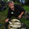 "Chris Ponsford with a catch of chub to 3 lb from the River Tone in Taunton © 2014 Brian Gay  <a href=""http://www.v2v-visuals.co.uk"">http://www.v2v-visuals.co.uk</a>"