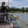 Misha Herring in action at Trinity Waters, Woodland Lake, 280510. © 2010 Brian Gay