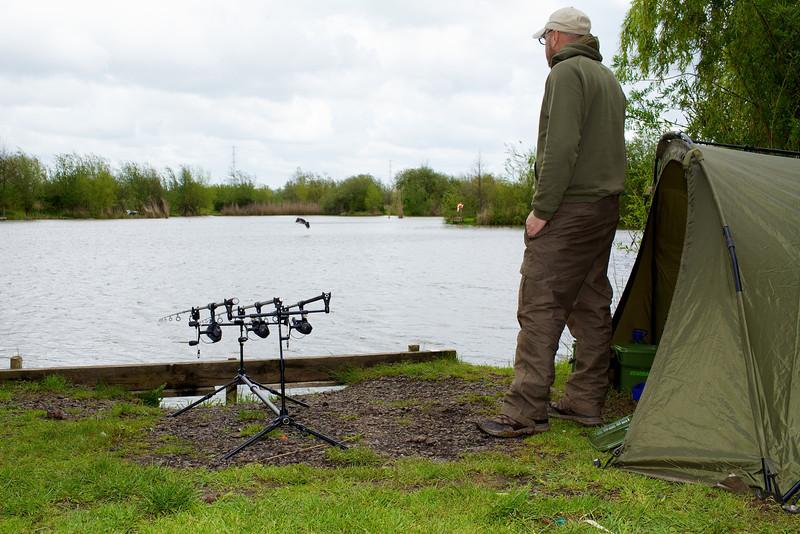 rods primed, traps set