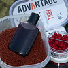 Each Advantage Baits Pellet Method Box contains a bottle of liquid additive.